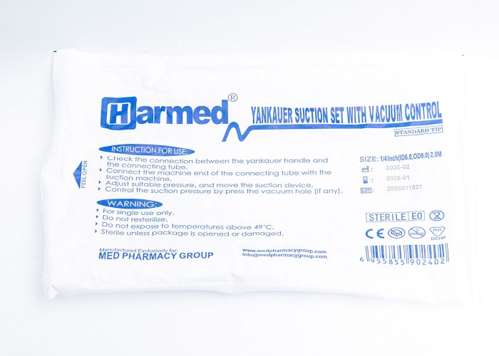 Harmed Jankauer Kit