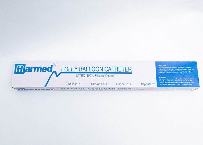 Harmed Foley Catheter