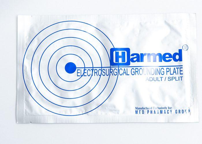 Harmed პასიური ელექტროდი