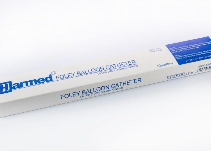 Harmed Foley Catheter